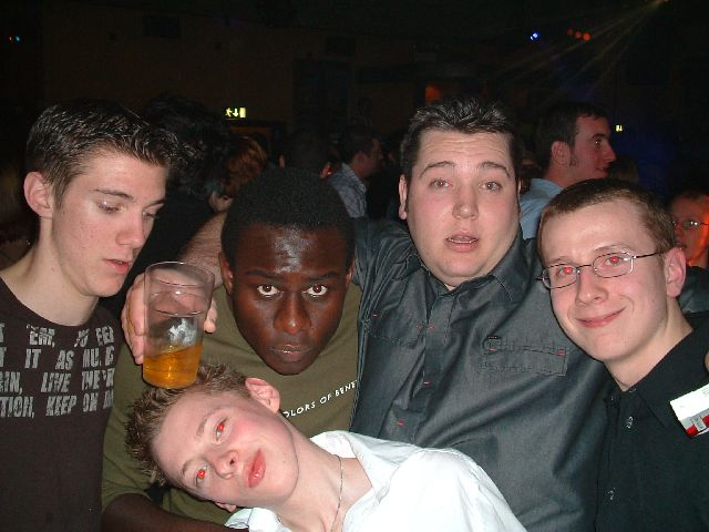 The main crew, 2002