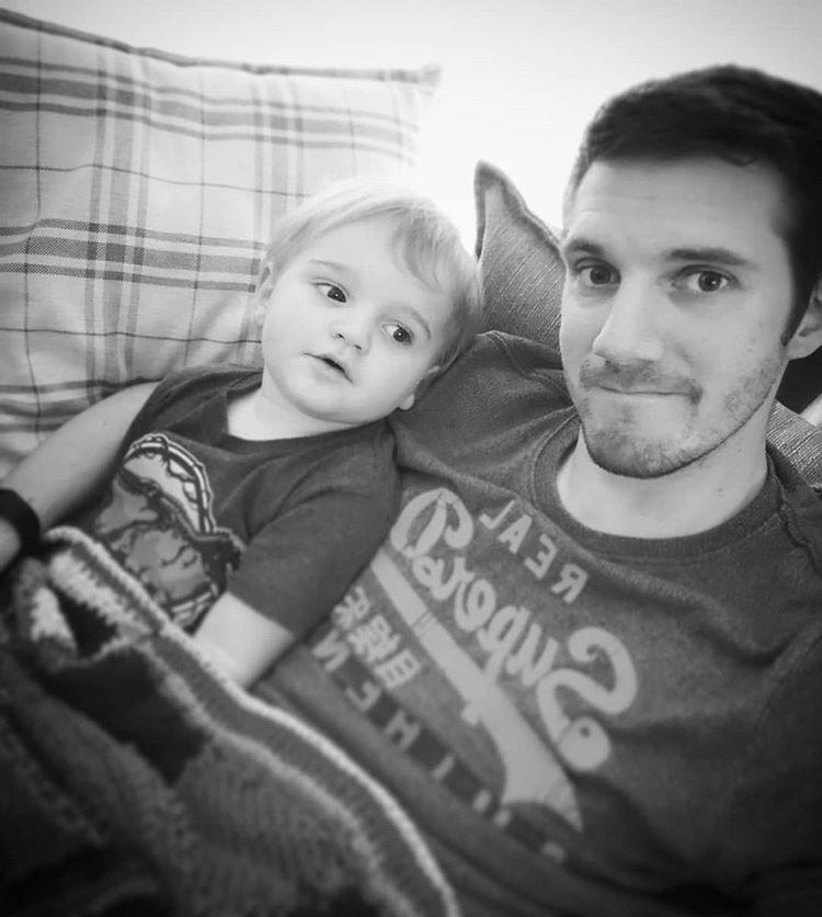 Me and Grayson