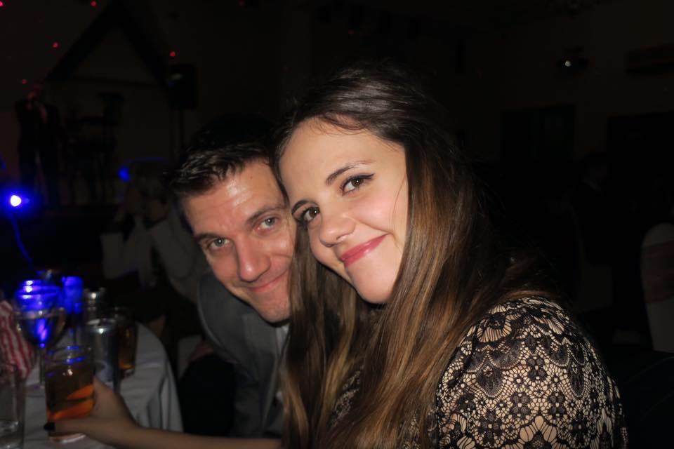 Ashleigh and Mark
