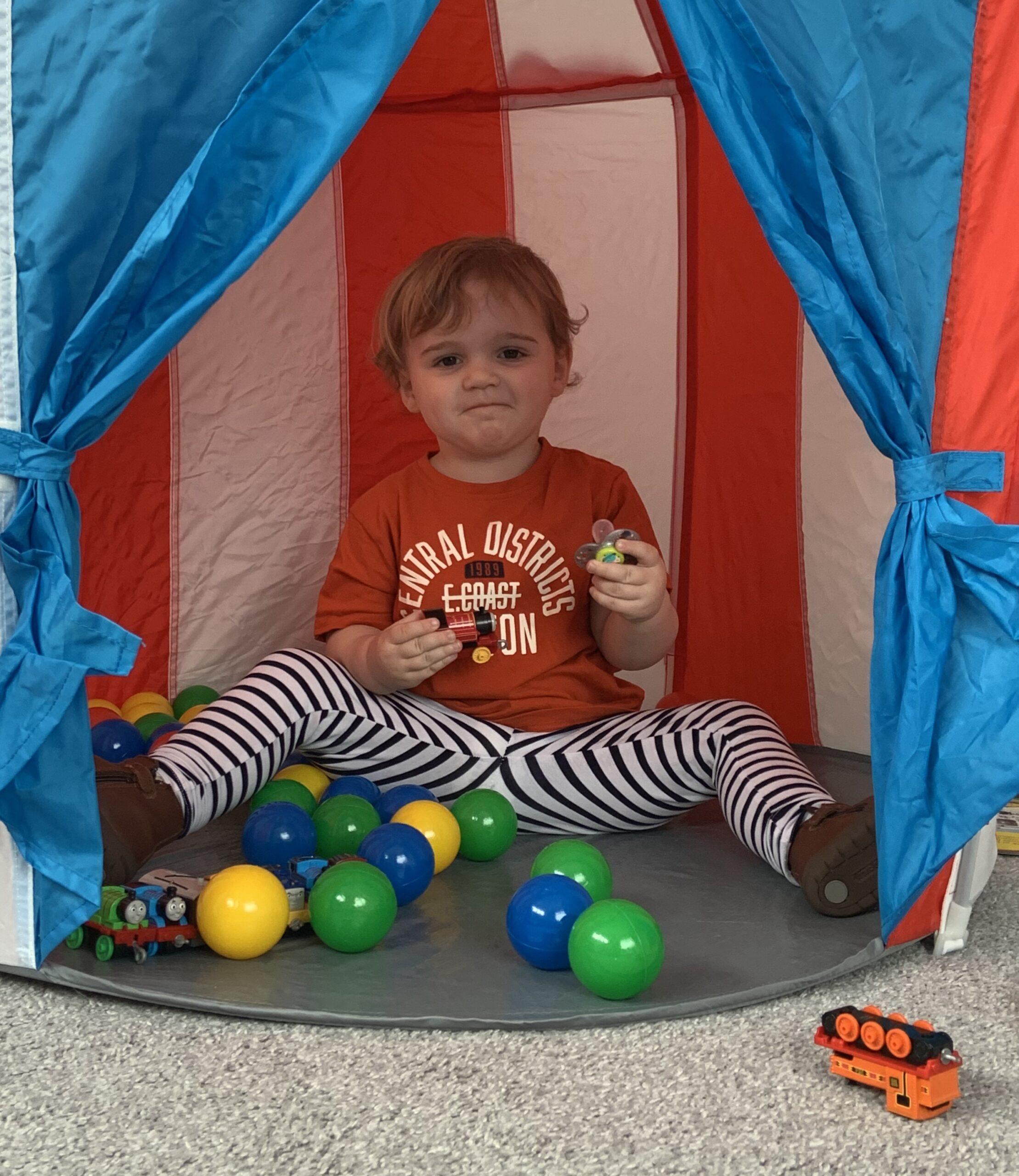Grayson tent
