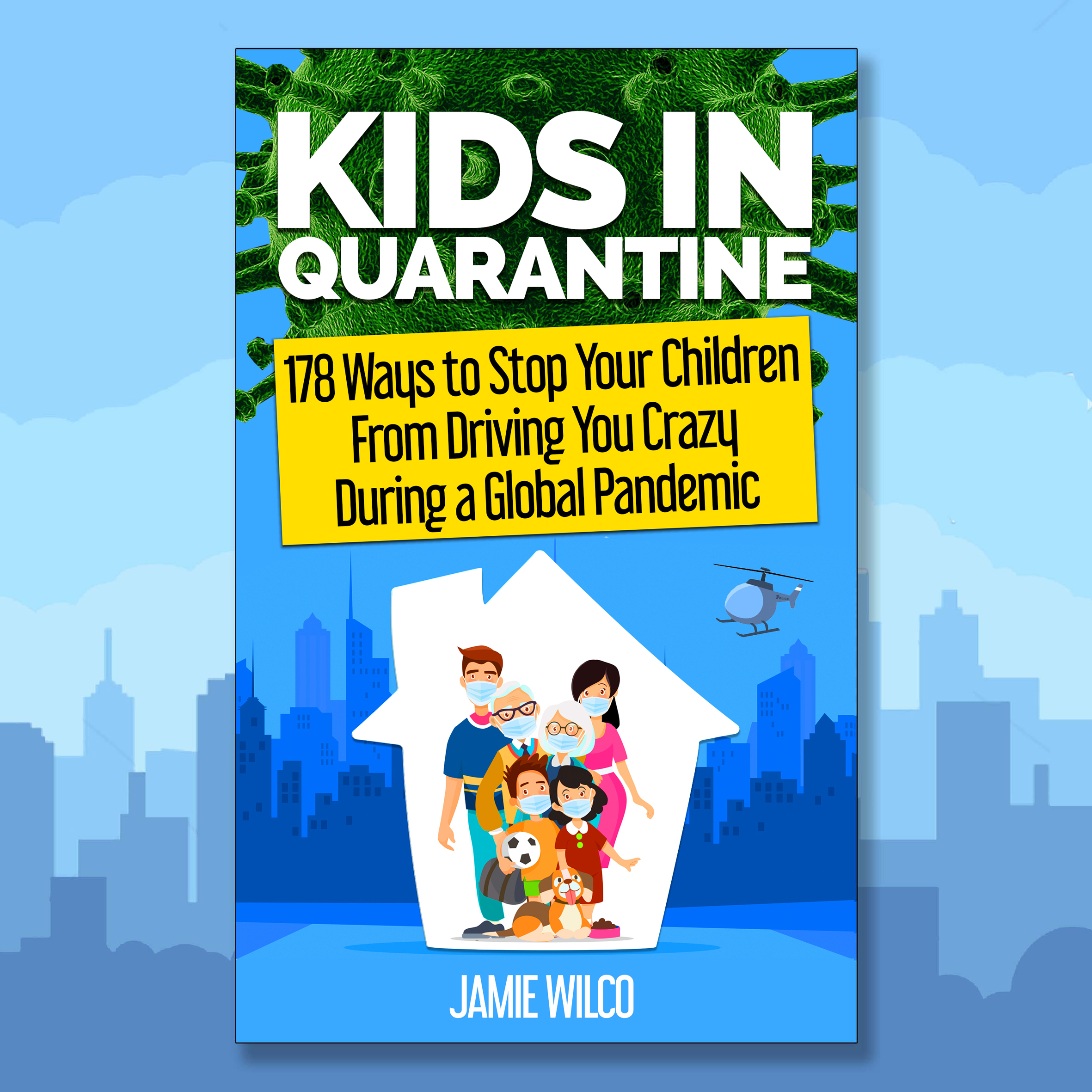 Kids in Quarantine Book
