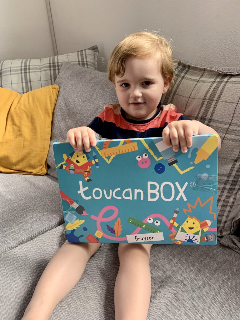 Grayson ToucanBox Review