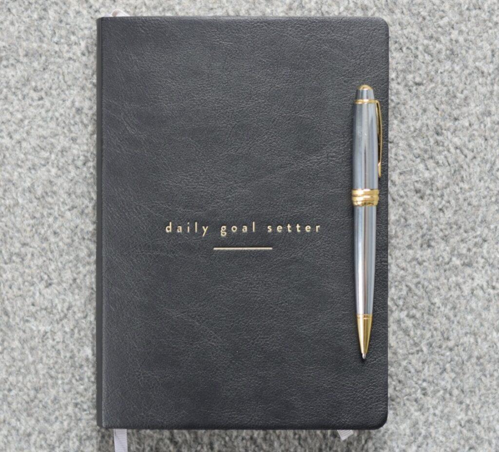 Daily Goal Setter