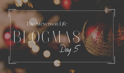 Stocking fillers for him – Blogmas – Day 5