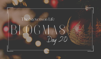 Christmas Traditions- Blogmas Day 20