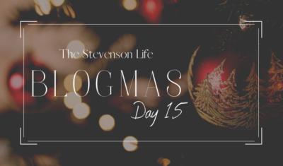 Festive Drinks – Blogmas Day 15