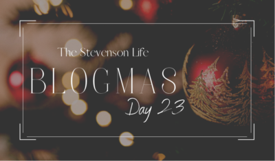 Our Christmas Food – Blogmas Day 23