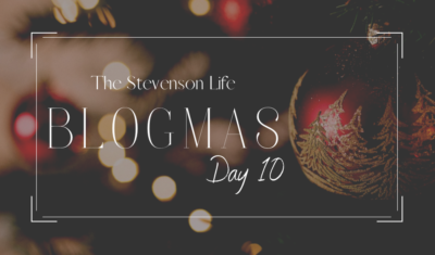 5 ways to look after your Mental Health during Christmas – Blogmas – Day 10
