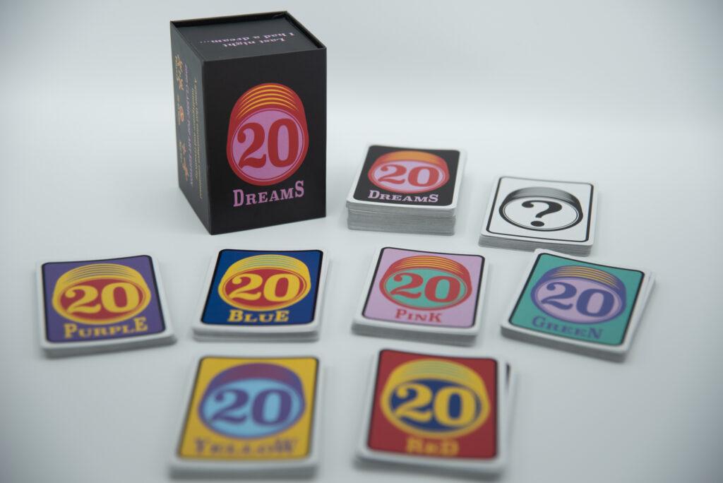 20 Dreams - board and card games