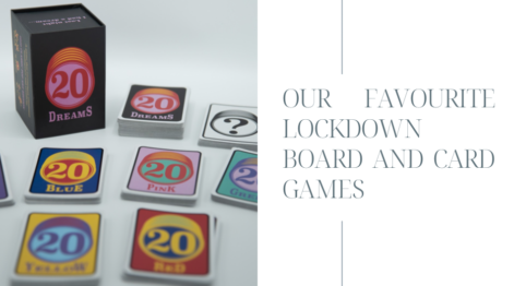 Our favourite lockdown board and card games