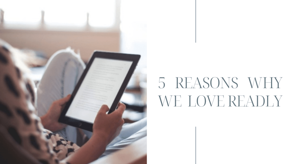 5 Reasons why we love Readly