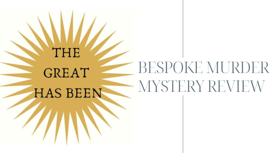 Bespoke Murder Mystery